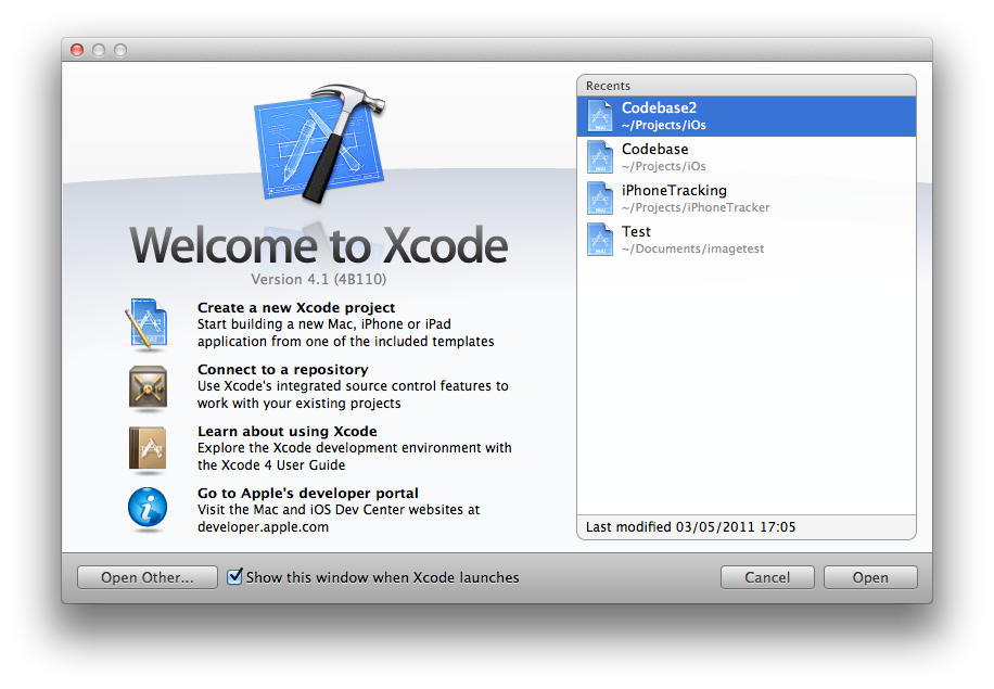 Git and Xcode - Getting Started — Codebase